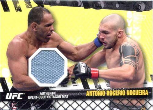 UFC 2010 Championship Fight Mat Relic Antonio Rodrigo Nogueira FM-ARN