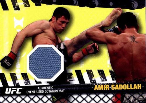UFC 2010 Championship Fight Mat Relic Amir Sadollah FM-ASA