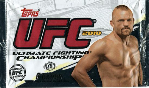 UFC 2010 Trading Card Pack