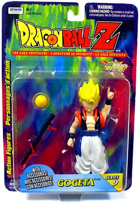 Dragon Ball Z Series 9 Gogeta Action Figure