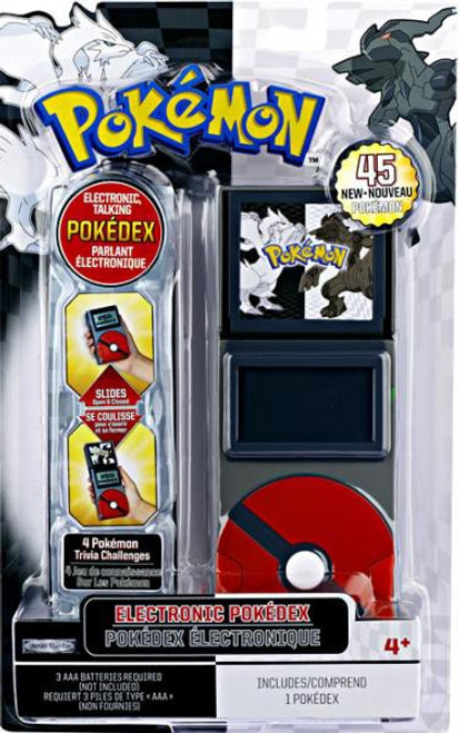 Pokemon Black & White Pokedex Electronic Toy