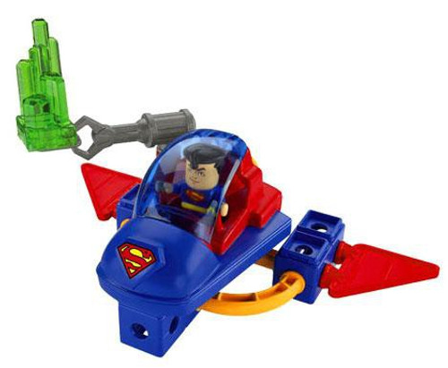 Fisher Price Trio DC Super Friends Superman Playset