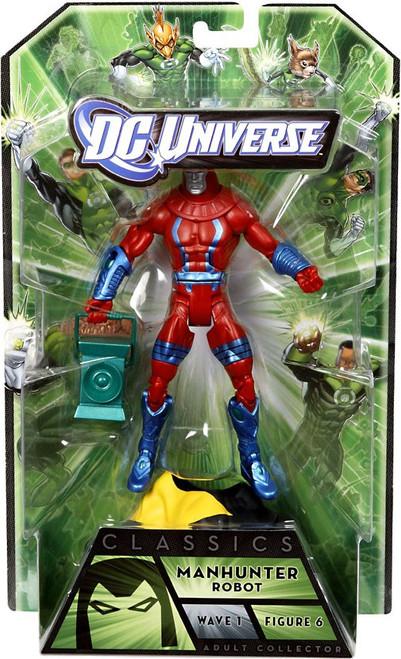 DC Universe Green Lantern Classics Series 1 Manhunter Action Figure [Robot]