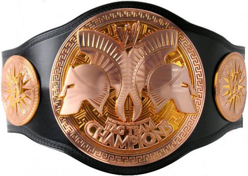 WWE Wrestling Adult Replicas Unified Tag Team Championship Championship Belt