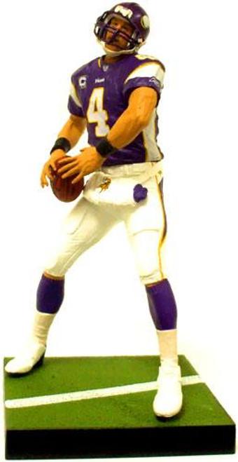 McFarlane Toys NFL Minnesota Vikings Sports Picks Loose Brett Favre Exclusive Action Figure [Purple Jersey Loose]