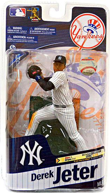 McFarlane Toys MLB New York Yankees Sports Picks Series 27 Derek Jeter Action Figure