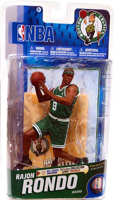 McFarlane Toys NBA Boston Celtics Sports Picks Series 19 Rajon Rondo Action Figure [Green Jersey]
