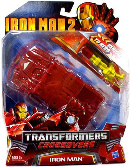 Transformers Crossovers Iron Man Action Figure [Armored Jeep]