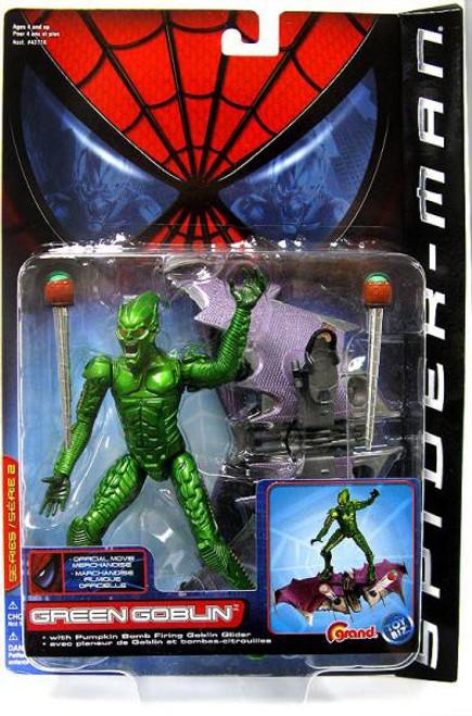 Spider-Man Movie Green Goblin Action Figure