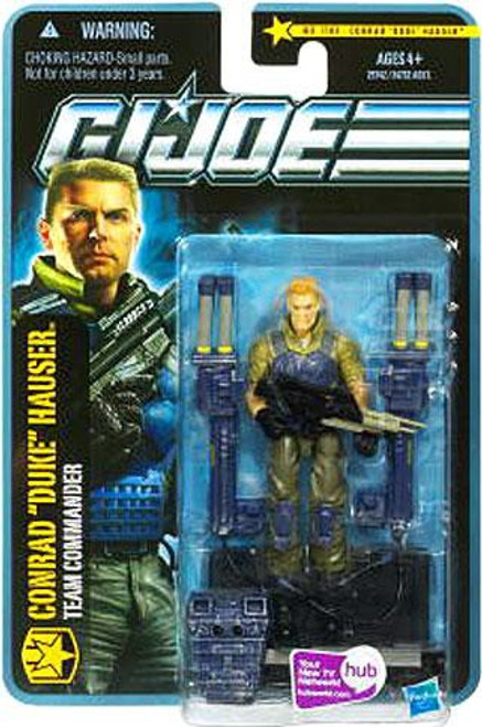 GI Joe Pursuit of Cobra Conrad Hauser Duke Action Figure