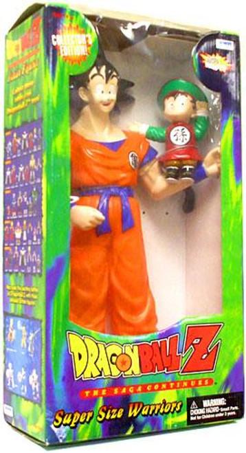 Dragon Ball Z Super Size Warriors Goku & Gohan 18-Inch Figure Set