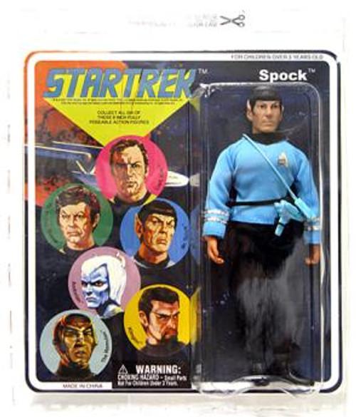Star Trek The Original Series Series 2 Cloth Retro Mr. Spock Action Figure
