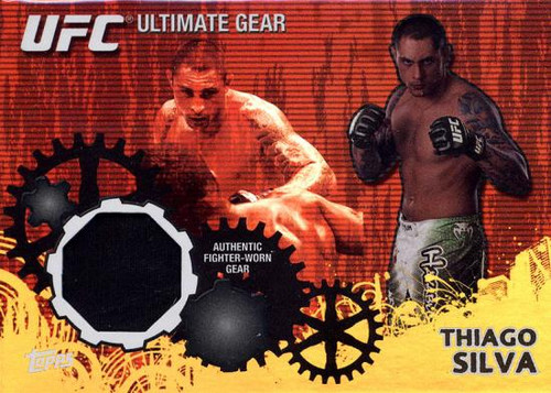 UFC 2010 Championship Ultimate Gear Relic Randy Couture UG-TS