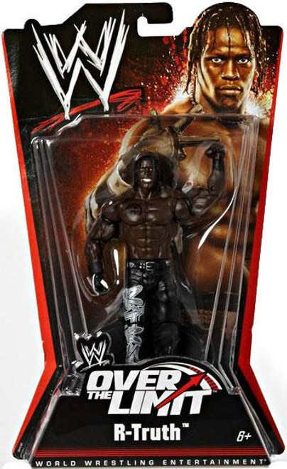 WWE Wrestling Over The Limit Series 5 R-Truth Action Figure