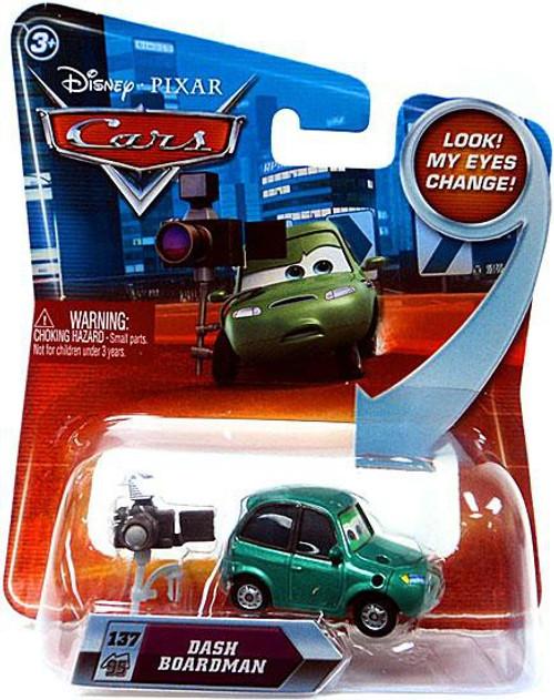 Disney Cars Lenticular Eyes Series 2 Dash Boardman Diecast Car