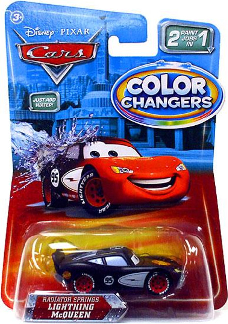 Disney Cars Color Changers Radiator Springs Lightning McQueen Diecast Car