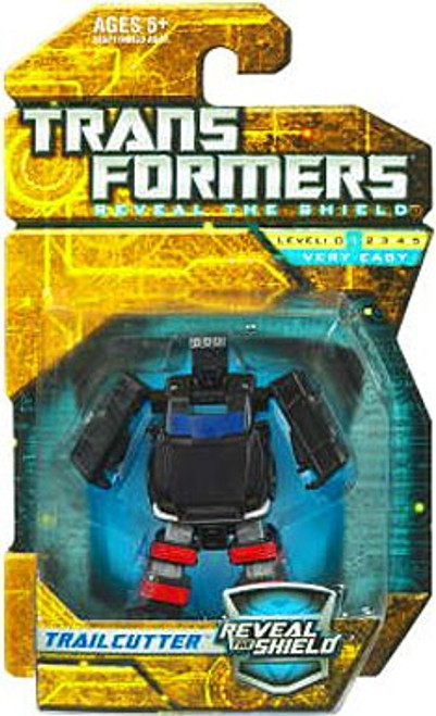 Transformers Reveal the Shield Hunt for the Decepticons Trailcutter Legends Action Figure
