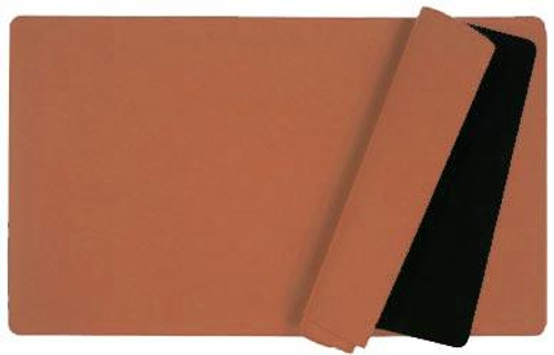 Card Supplies Brown 12-Inch x 24-Inch Play Mat