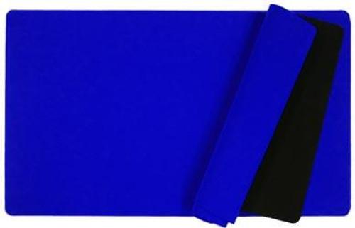 Card Supplies Blue 12-Inch x 24-Inch Play Mat