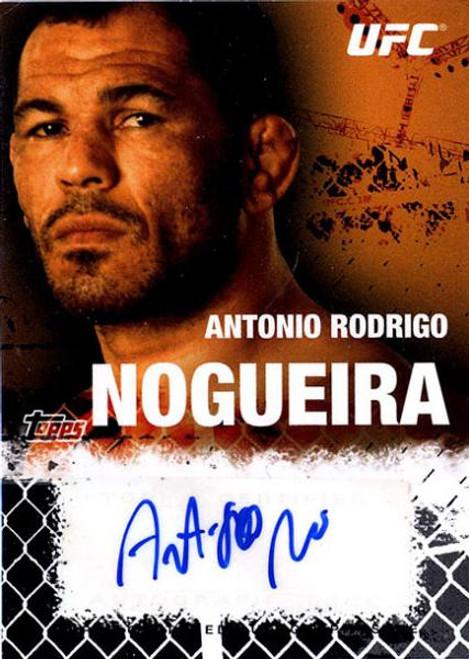 UFC 2010 Championship Antonio Rodrigo Nogueira Autograph Fighters & Personalities Autograph Card FA-ARN