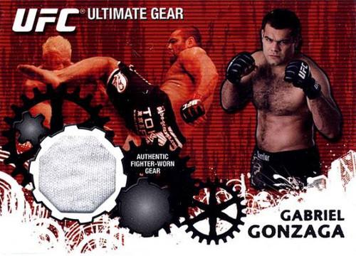 UFC 2010 Championship Ultimate Gear Relic Gabriel Gonzaga UG-GG