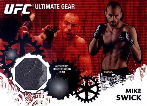 UFC 2010 Championship Ultimate Gear Relic Mike Swick UG-TD