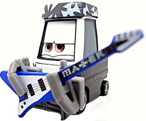 Disney Cars Loose Heavy Metal Eddie Diecast Car [Loose]
