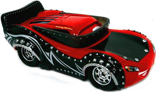 Disney Cars Loose Heavy Metal Lightning McQueen Diecast Car [Loose]