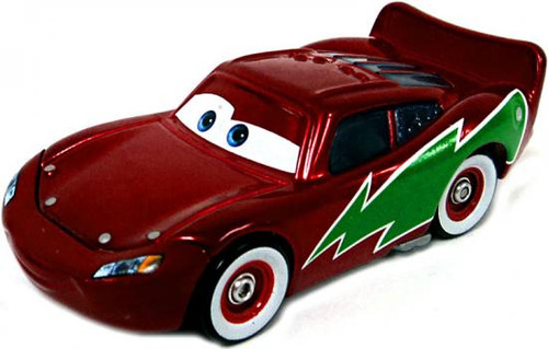 Disney Cars Loose Holiday Hotshot Lightning McQueen Diecast Car [Loose]
