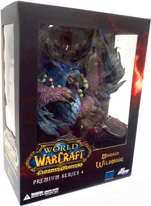 World of Warcraft Premium Series 4 Wildmoon Action Figure [Moonkin]