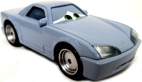 Disney Cars Loose Stripped Kabuto Diecast Car [Loose]