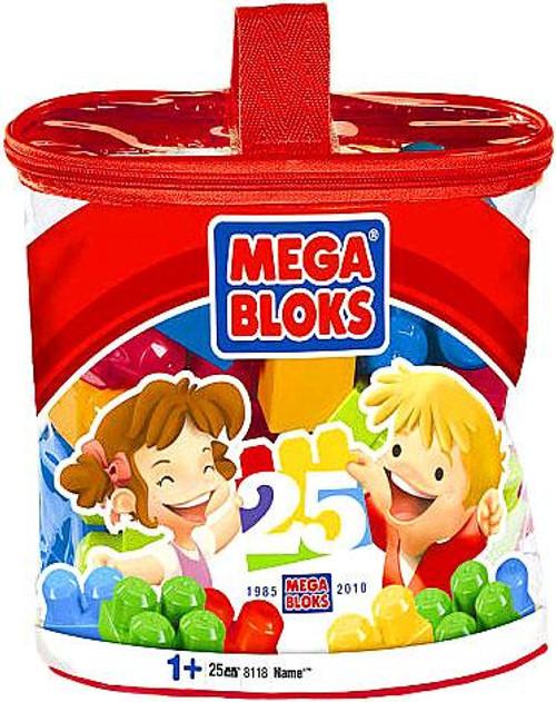 Mega Bloks 25th Birthday Anniversary Set #8118