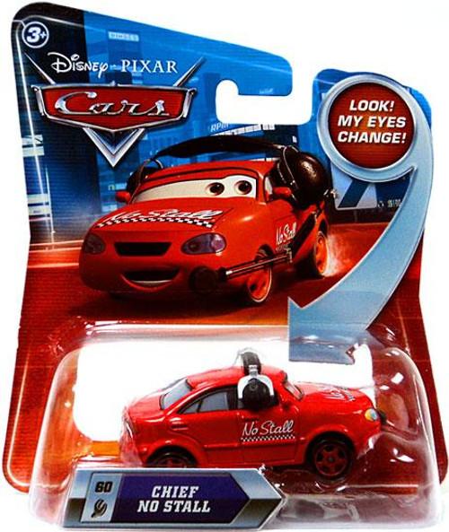 Disney Cars Lenticular Eyes Series 2 Chief No Stall Diecast Car