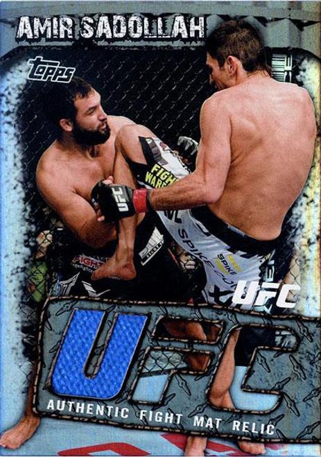 UFC Round 3 Fight Mat Relic Amir Sadollah FMR-ASA