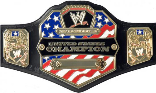 WWE Wrestling Adult Replicas United States Championship Championship Belt
