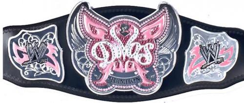 WWE Wrestling Adult Replicas Diva Championship Championship Belt