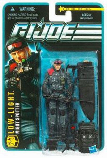 GI Joe Pursuit of Cobra Low-Light Action Figure