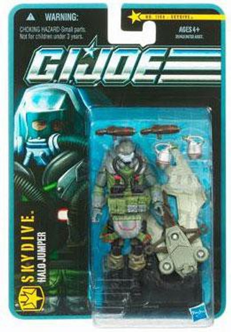 GI Joe Pursuit of Cobra Skydive Action Figure