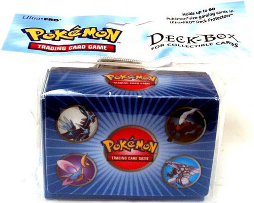 Ultra Pro Pokemon Card Supplies Darkrai, Palkia, Dialga & Cresselia Deck Box [Side-Loading]