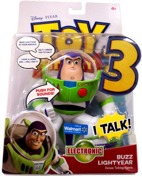 Toy Story 3 Electronic Talking Buzz Lightyear Exclusive Action Figure