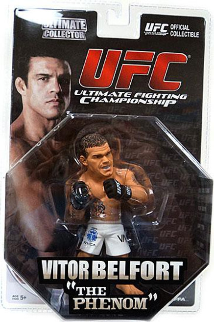 UFC Ultimate Collector Series 5 Vitor Belfort Action Figure [Octagonal Package]
