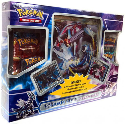 Pokemon Clash of Legends Special Edition [Dialga & Palkia]