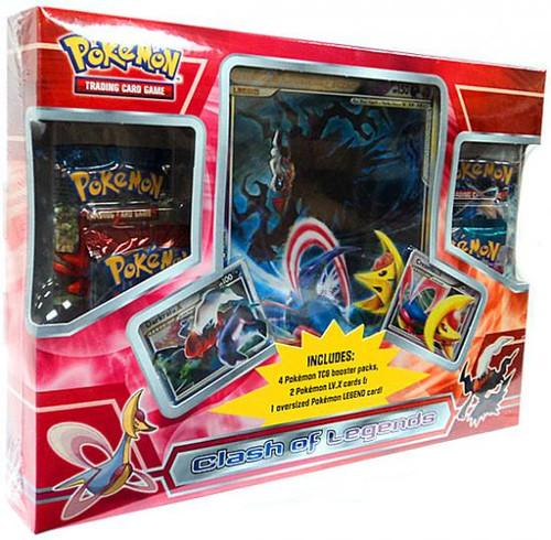 Pokemon Clash of Legends Special Edition [Darkrai & Cresselia]