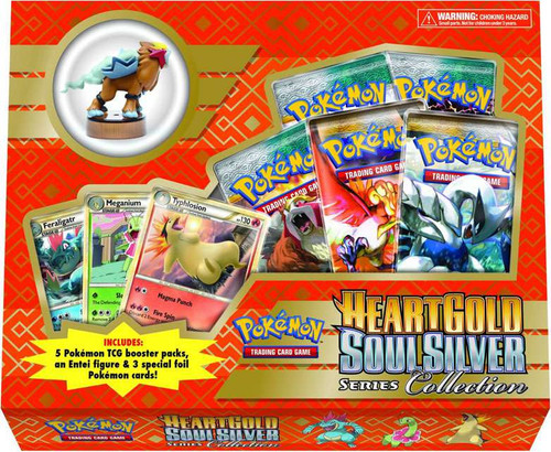 Pokemon HeartGold & Soulsilver Heartgold Soulsilver Series Collection Box [Sealed]