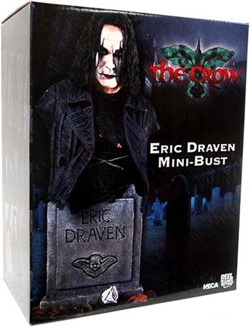 NECA The Crow Eric Draven Mini Bust