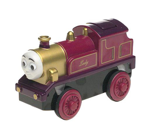 Thomas & Friends Wooden Railway Lady Train