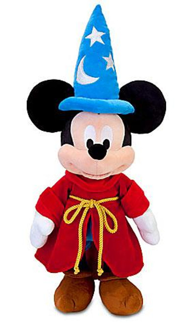 Disney Fantasia Mickey Mouse Exclusive 24-Inch Plush [Sorcerer]