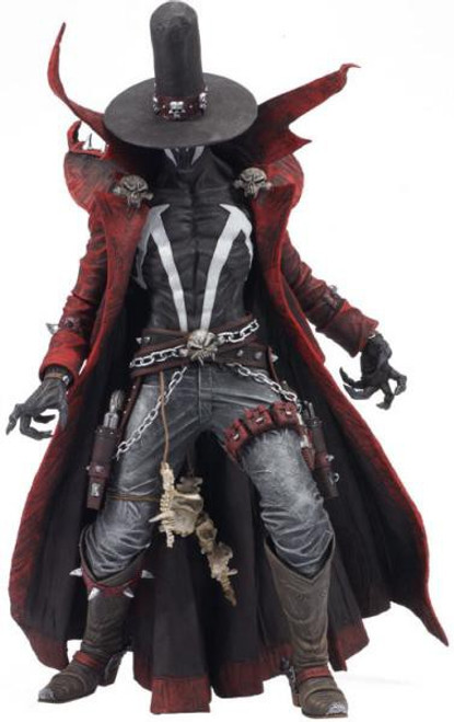 McFarlane Toys 12 Inch Deluxe Gunslinger Spawn Action Figure