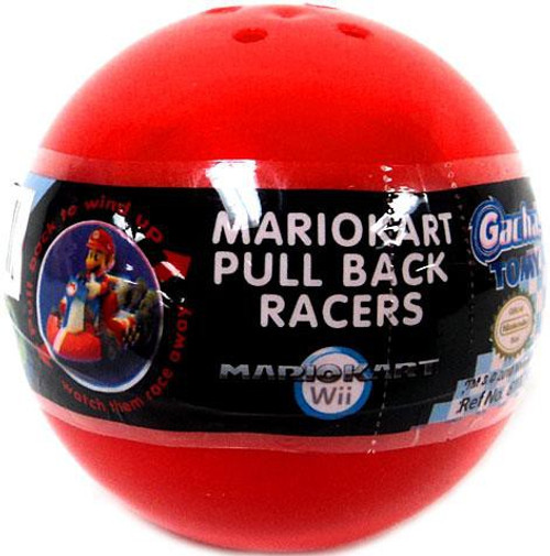 Super Mario Gacha Mario Kart Mystery Pack [Red Bubble]