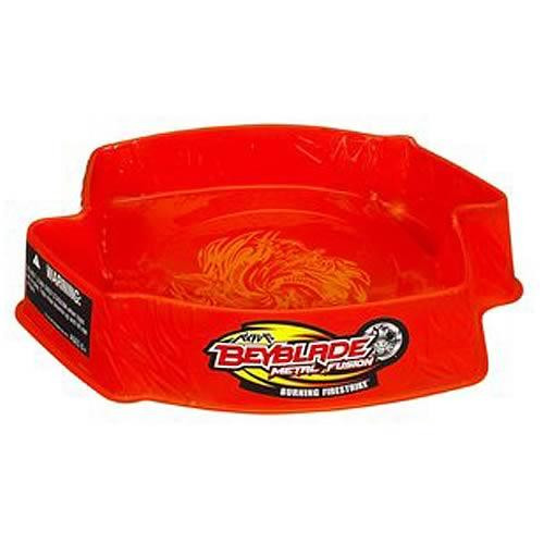 Beyblade Metal Fusion Burning Firestrike Stadium